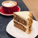 Cake Set ($9.50 + $1 Latte)