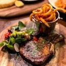US Kurobuta Bone-in Pork Chop ($29)