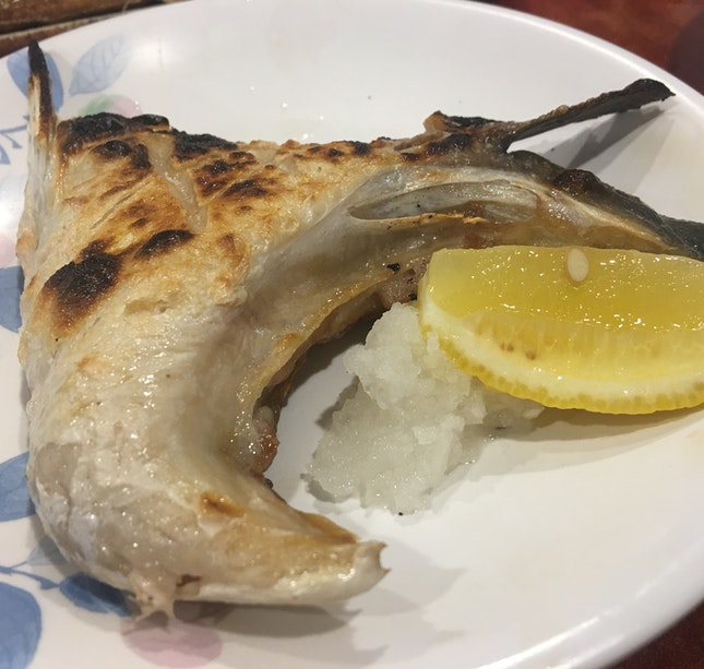 Grilled Fish Collar (large)