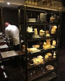 OMG the #cheese rack at @osoristorante - my kind of #dessert!
