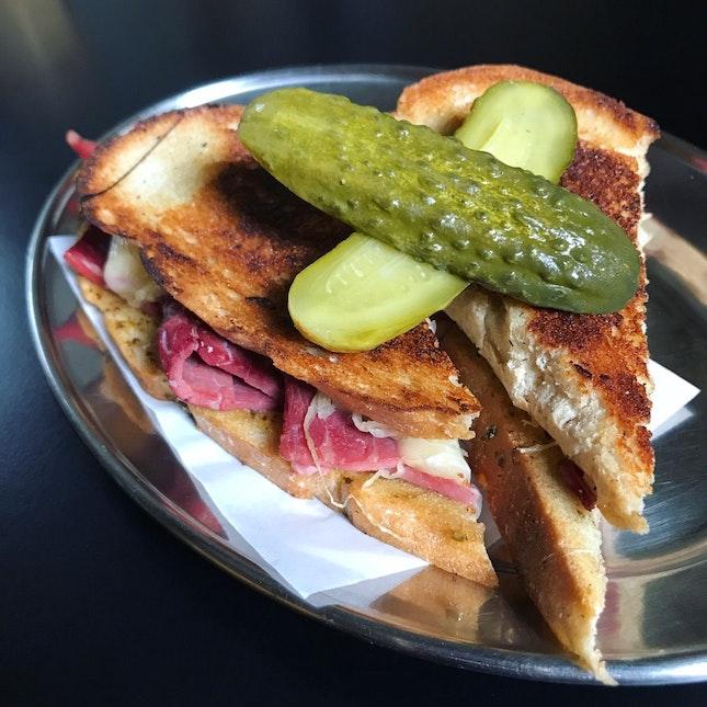 Reuben Sandwich (Price: $14)