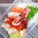 THINGS I MISS - CHIRASHI DON ON LAZY AFTERNOONS.