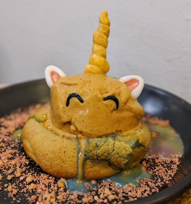 Catch this Unicorn Lava Set ($10) at @kookscreamery at their Cathay outlet!