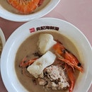 Is it another trip to eat my new found favorite Seafood soup at Alexandra Village?