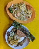 Ponggol Nasi Lemak (Upper Serangoon Road)