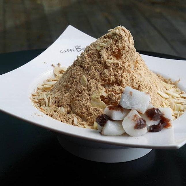 [CaffeBene series 3/3] The Misugaru snowflake.