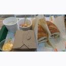 Grilled Chicken & Tuna Mayo
