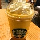 Starbucks new flavor mango mango frappuccino .