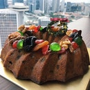The Early Fatback: Traditional Fruit Cake from Bonheur Patisserie, with outlets at Grandstand PasarBella (Turf City) and Raffles City.