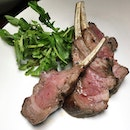 Spring Lamb from Wakanui Grill Dining (@wakanuisg), recently-launched at the new Marina One complex near Downtown MRT.