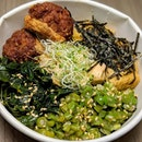Hakka Tofu Bowl from Ah Lock & Co (@ahlocknco).