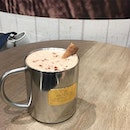 Here's a nice cup of hot cocoa 72 after a long day at work...