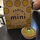Mini Matcha Pablo Cheese tart, RM9.90 for 2 #japanese #chessetart #pablo #burpple