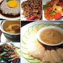 Soup Restaurant Treat For Family