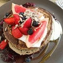 Buckwheat Pancakes.