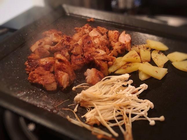 한국 요리 😋✨
