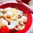 Songkee's fishball noodles is back at serangoon!