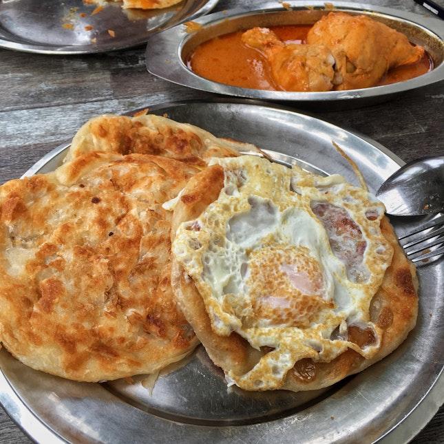 Indulging In Indian