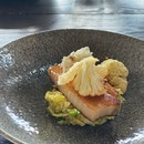 Miso Pork Belly With Savoy Cabbage And Cauliflower