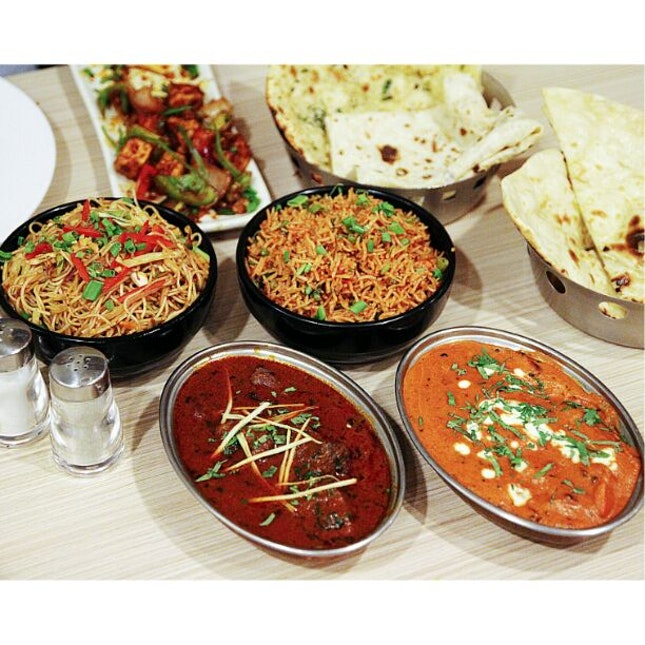 Have you heard of Chindian food?