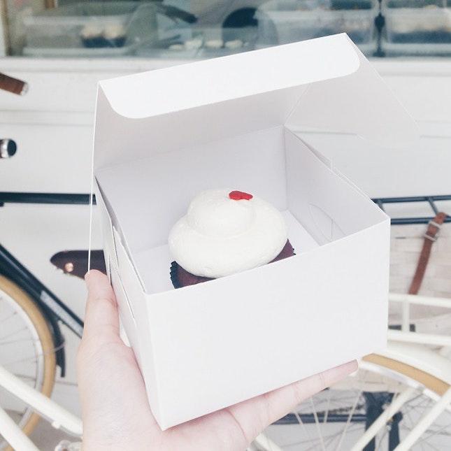 The better version of Red Velvet cupcakes.