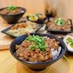 What A Hearty Bowl Of Lu Rou Fan (卤肉饭)!