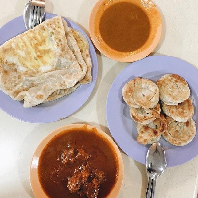 Some bite size kosong prata for you?