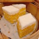 Egg Yolk Cake ($5.50++)