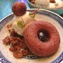 Sweet Potato Doughnut $7+