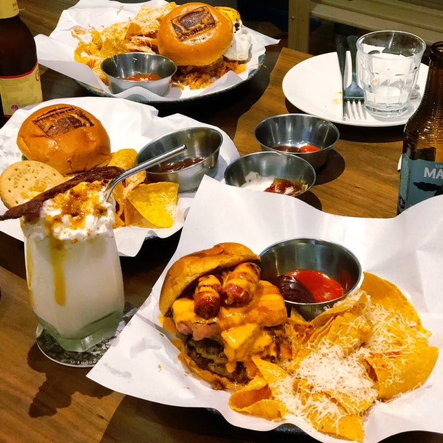 Burgers (From $14+ Onwards; On Burpple Beyond 1 For 1)