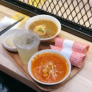 2 Set A Combos (Medium Soup, Traditional Popiah, Choice Of Drink (Top Up For Iced) Or Mini Bread