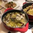 Sauerkraut Fish Pot ($38.80-$68.80++ Depending On Size And Type Of Fish)