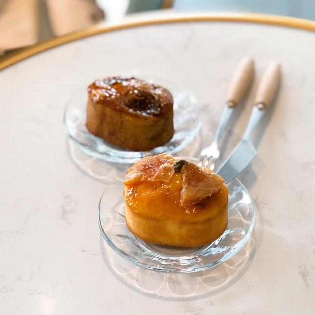 Orange, Fig Tea Cakes ($3.50+ Each U.P.; On Burpplebeyond)