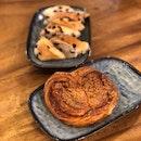 Butterhorn (Cinnamon Palmier), Chocolate Viennoise