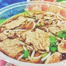 Hainanese Beef Noodles