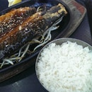 Saba Fish Set