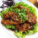 Coffee Spare Ribs ($12) .