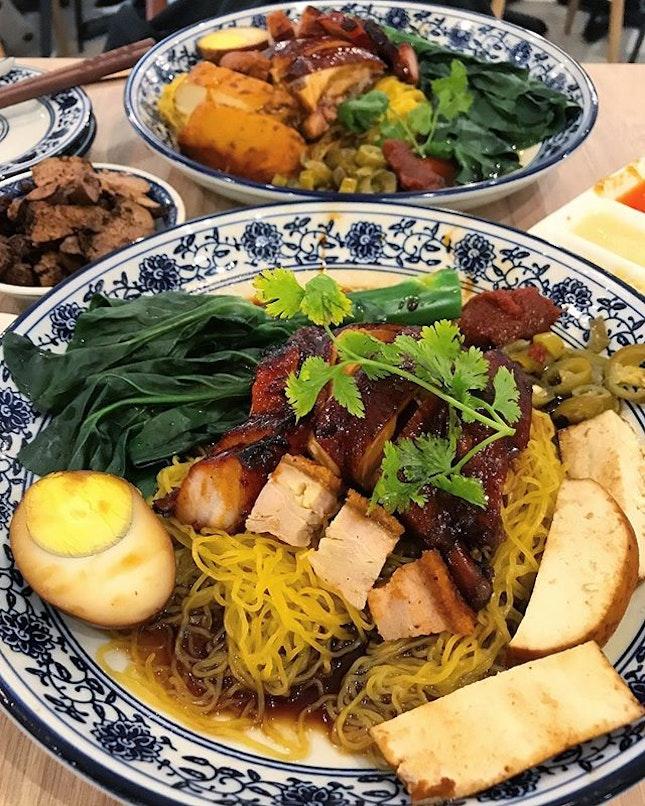 Tri Combo Noodles ($8.80) .
