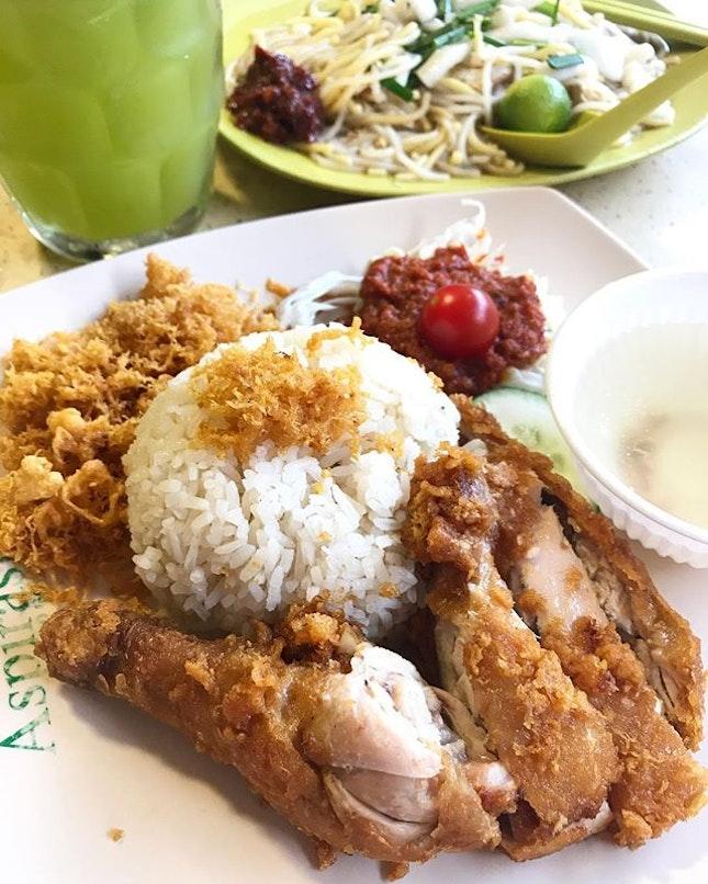 Ayam Penyat ($5)