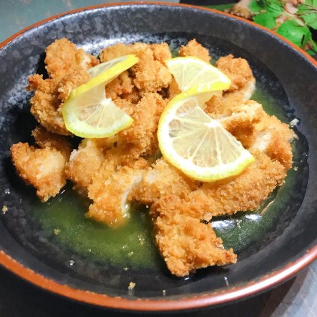 Lemon Chicken ($13.80)