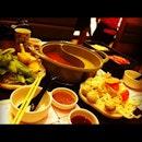 Dinner! #buffet #japanese #shabu