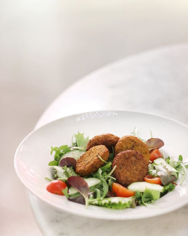 Did you know that M&S Café Singapore is the world's first table service café by Marks & Spencer?
