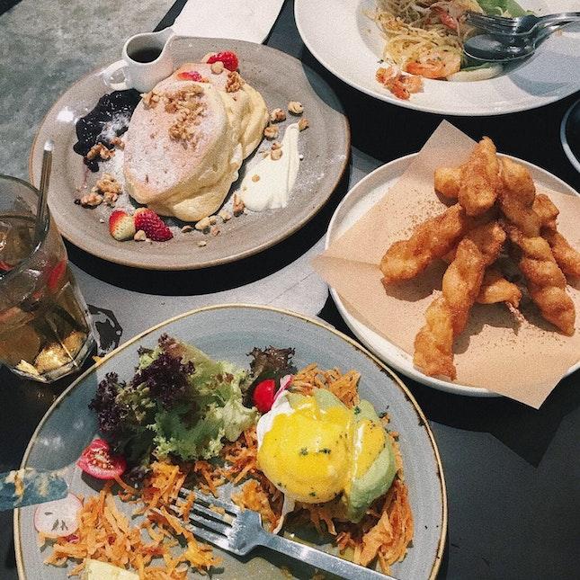 Sunday brunch @ Twenty Eight Cafe!!!
