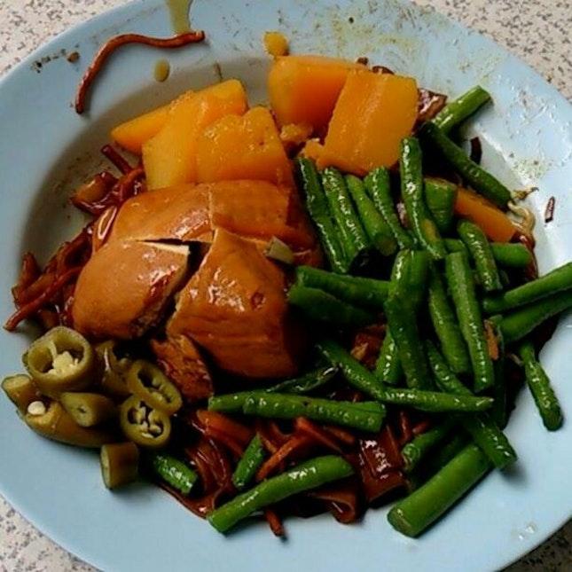 Vegetarian 素食斋
