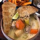 Hearty Chicken Stew [$16]