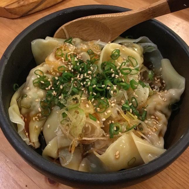 Boiled Gyoza [$12]