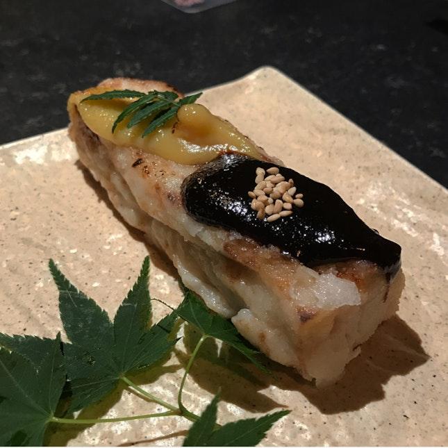 Yaki Goma Tofu [$6]