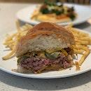 The Plentyfull Burger [$26]