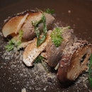 Second Expression (out of 7): Bouleau, Mushroom, Foie gras [$168]