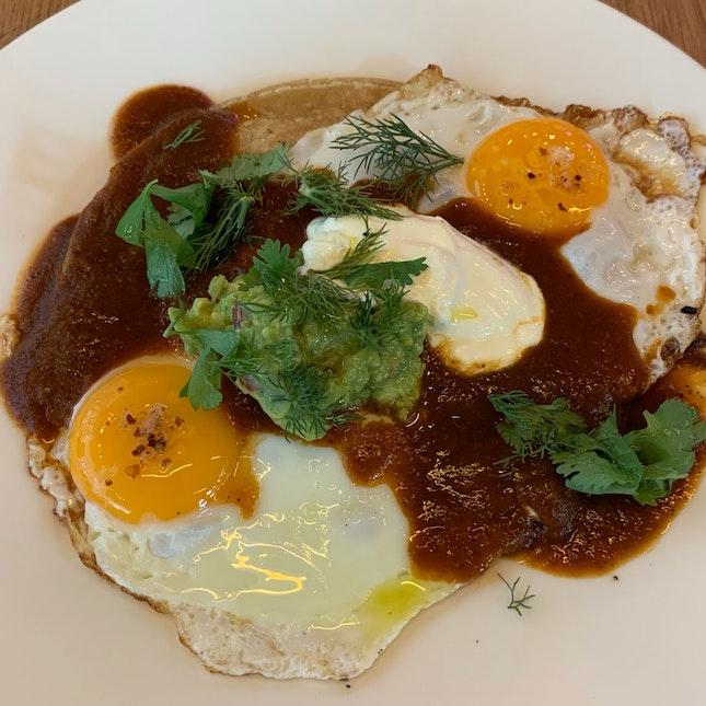 Huevos Rancheros [$20]